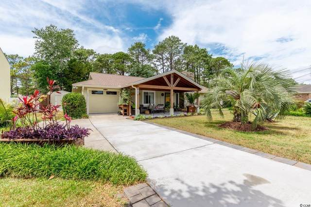 1005 Thomas Ave., North Myrtle Beach, SC 29582 (MLS #2112406) :: Surfside Realty Company