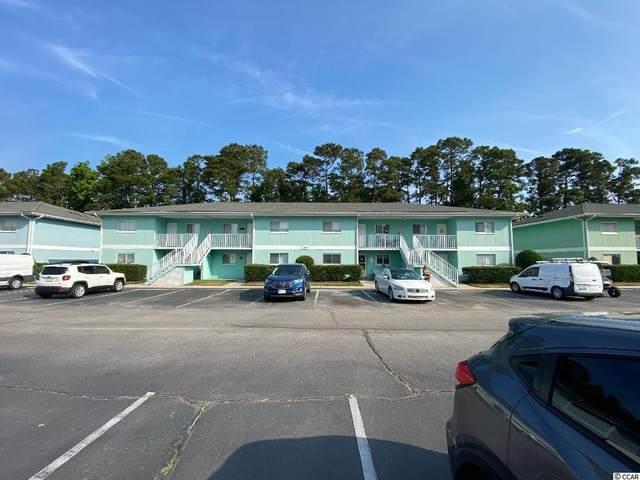 1200 N 5th Ave. N #903, Surfside Beach, SC 29575 (MLS #2112420) :: Duncan Group Properties