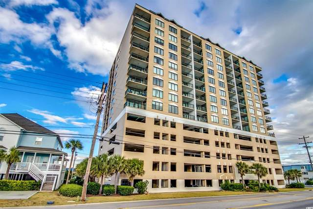 4103 N Ocean Blvd. #108, North Myrtle Beach, SC 29582 (MLS #2112432) :: Surfside Realty Company