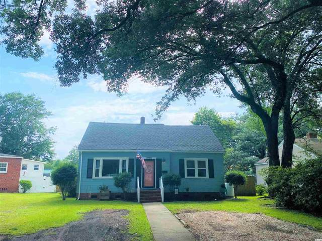 1105 Palmetto St., Georgetown, SC 29440 (MLS #2112439) :: Homeland Realty Group