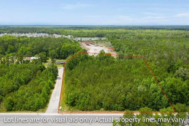 1.87 acres Highway 707, Myrtle Beach, SC 29588 (MLS #2112449) :: Homeland Realty Group