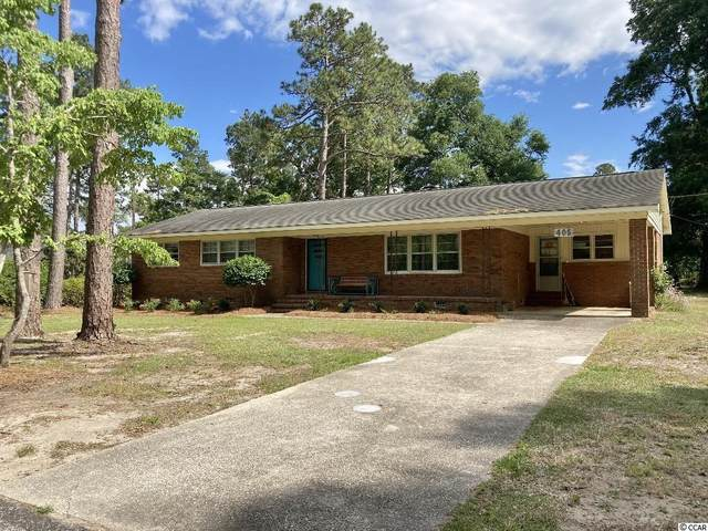 405 Witherspoon Rd., Kingstree, SC 29556 (MLS #2112493) :: The Litchfield Company