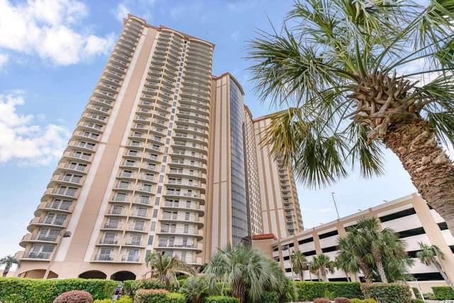 8500 Margate Circle #1409, Myrtle Beach, SC 29572 (MLS #2112505) :: Leonard, Call at Kingston