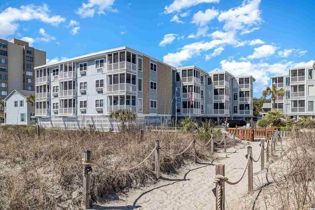 2405 S Ocean Blvd. #303, North Myrtle Beach, SC 29582 (MLS #2112514) :: Homeland Realty Group