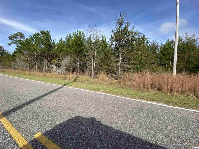 5 Acre Tract Valley Forge Rd., Aynor, SC 29511 (MLS #2112517) :: Leonard, Call at Kingston