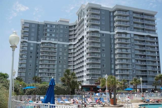 161 Seawatch Dr. #1110, Myrtle Beach, SC 29572 (MLS #2112522) :: Coldwell Banker Sea Coast Advantage