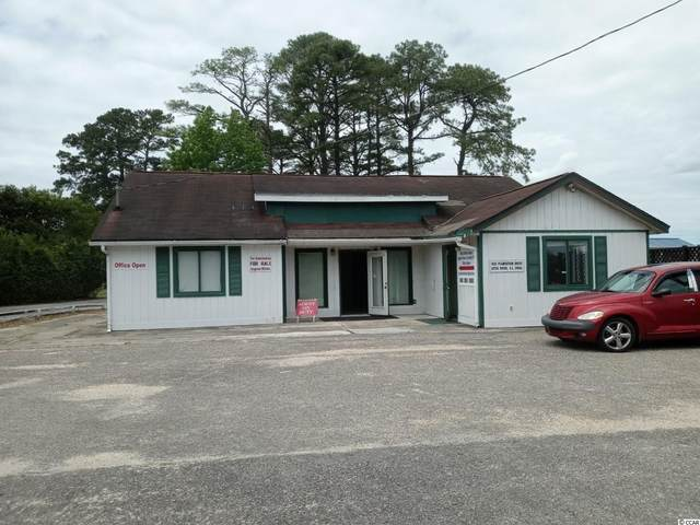 1025 Plantation Dr., Little River, SC 29566 (MLS #2112567) :: The Litchfield Company