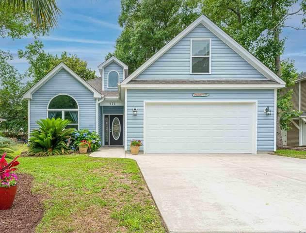 625 1st Ave. N, Surfside Beach, SC 29575 (MLS #2112577) :: Homeland Realty Group