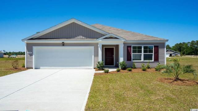 308 Spruce Pine Way, Conway, SC 29526 (MLS #2112610) :: Surfside Realty Company
