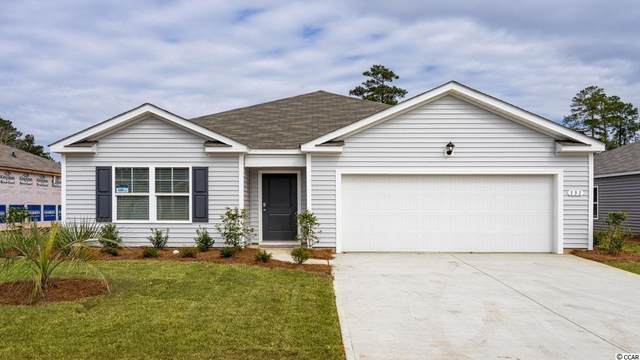 316 Spruce Pine Way, Conway, SC 29526 (MLS #2112611) :: Surfside Realty Company