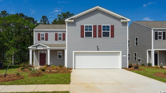 715 Oyster Bluff Dr., Myrtle Beach, SC 29588 (MLS #2112619) :: The Hoffman Group