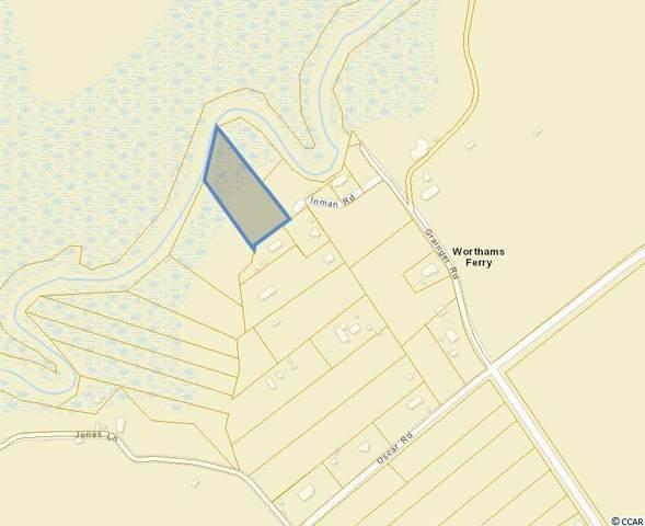 TBD Inman Rd., Little River, SC 29566 (MLS #2112636) :: Coldwell Banker Sea Coast Advantage
