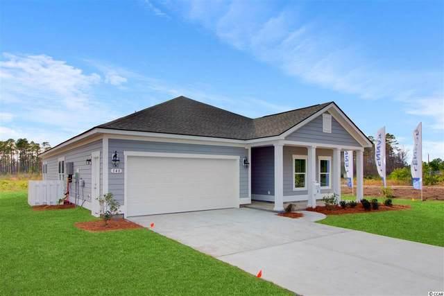 1064 Harbison Circle, Myrtle Beach, SC 29579 (MLS #2112650) :: The Litchfield Company