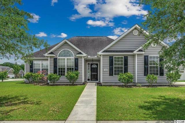 1201 Burgandy Ln., Conway, SC 29527 (MLS #2112661) :: The Lachicotte Company