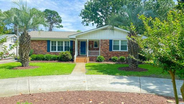 7602 Woodland Dr., Myrtle Beach, SC 29572 (MLS #2112673) :: Surfside Realty Company