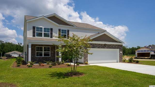 755 Oyster Bluff Dr., Myrtle Beach, SC 29588 (MLS #2112678) :: The Hoffman Group