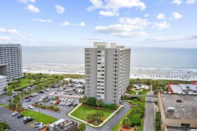 9820 Queensway Blvd. #1007, Myrtle Beach, SC 29572 (MLS #2112693) :: Duncan Group Properties