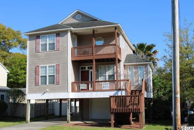 3507 Burris St., North Myrtle Beach, SC 29582 (MLS #2112695) :: Surfside Realty Company
