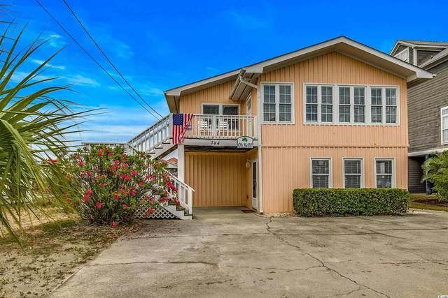 744 S Waccamaw Dr., Garden City Beach, SC 29576 (MLS #2112702) :: The Hoffman Group