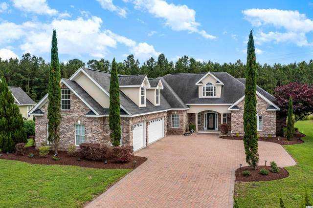 819 Oxbow Dr., Myrtle Beach, SC 29579 (MLS #2112710) :: Homeland Realty Group