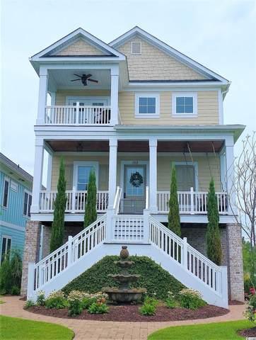 155 W Palms Dr., Myrtle Beach, SC 29579 (MLS #2112714) :: Coldwell Banker Sea Coast Advantage