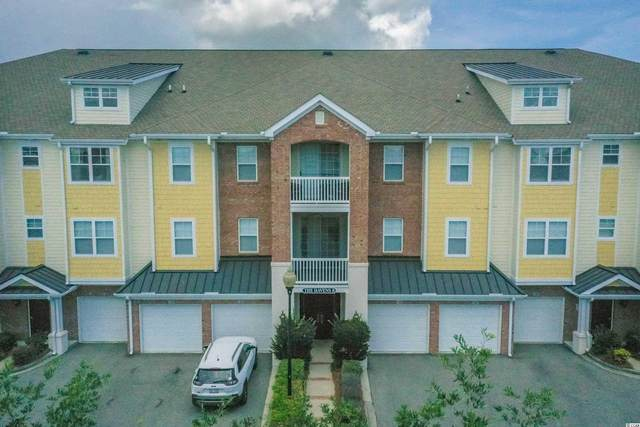 6203 Catalina Dr. #824, North Myrtle Beach, SC 29582 (MLS #2112717) :: Armand R Roux | Real Estate Buy The Coast LLC