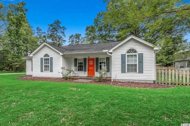 1101 Oak St., Conway, SC 29526 (MLS #2112773) :: The Litchfield Company
