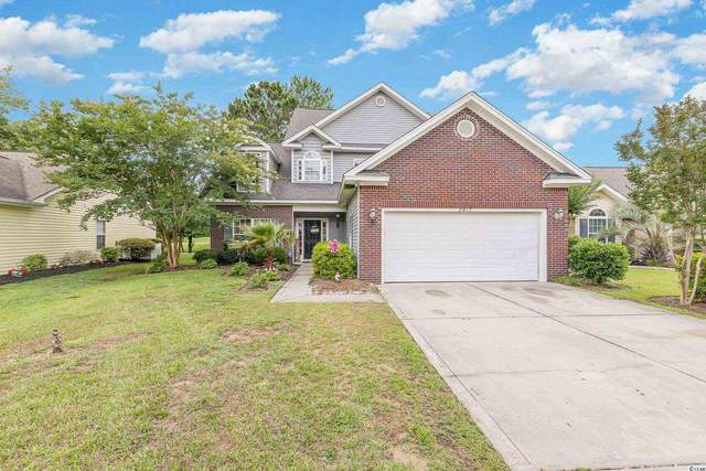 2817 Sanctuary Blvd., Conway, SC 29526 (MLS #2112776) :: Homeland Realty Group