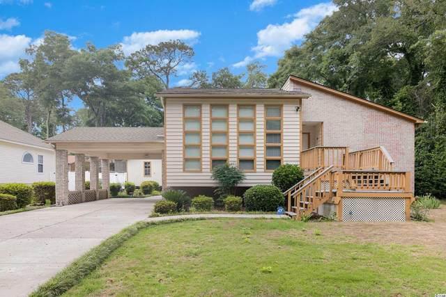 4800 Woodview Ln., Myrtle Beach, SC 29575 (MLS #2112777) :: Sloan Realty Group