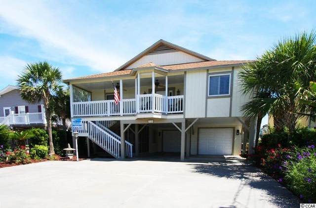 310 56th Ave. N, North Myrtle Beach, SC 29582 (MLS #2112778) :: The Litchfield Company