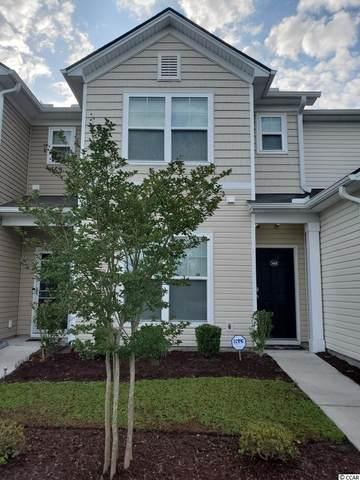 360 Castle Dr. #360, Myrtle Beach, SC 29579 (MLS #2112786) :: Duncan Group Properties