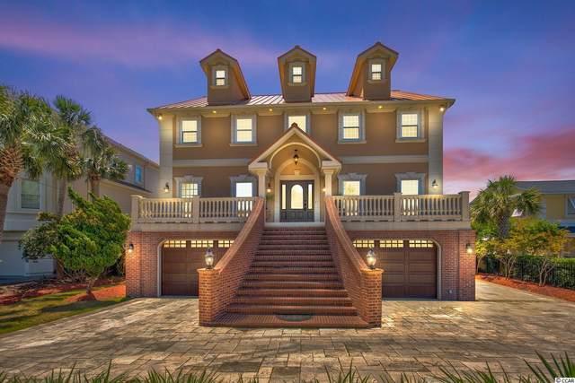 4004 N Ocean Blvd., Myrtle Beach, SC 29577 (MLS #2112795) :: Homeland Realty Group
