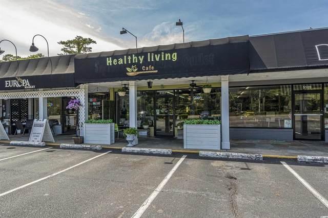 5107 N Kings Hwy., Myrtle Beach, SC 29577 (MLS #2112808) :: The Litchfield Company