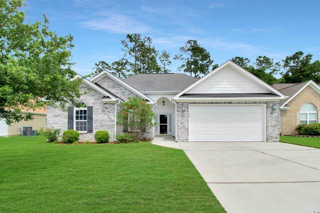 1087 University Forest Dr., Conway, SC 29526 (MLS #2112816) :: Coastal Tides Realty