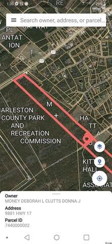 tbd Kit Hall Rd., McClellanville, SC 29458 (MLS #2112817) :: Grand Strand Homes & Land Realty