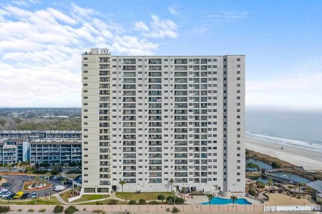 5905 S Kings Hwy. 717C, Myrtle Beach, SC 29575 (MLS #2112837) :: The Hoffman Group