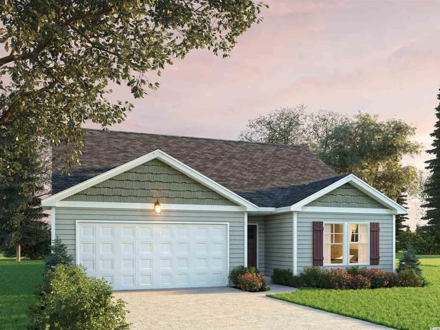 211 Clearwater Dr., Pawleys Island, SC 29585 (MLS #2112840) :: Homeland Realty Group