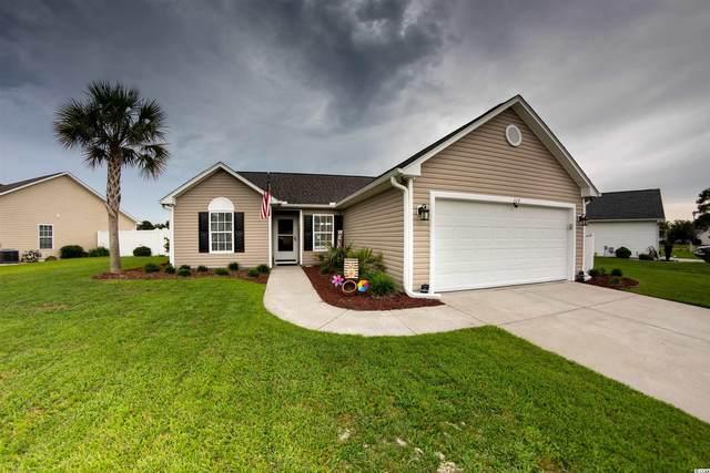 117 Centennial Circle, Myrtle Beach, SC 29579 (MLS #2112848) :: Armand R Roux | Real Estate Buy The Coast LLC
