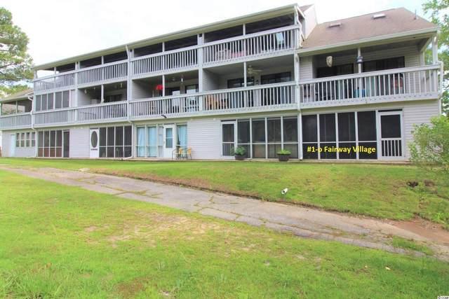 500 Fairway Village Dr. 1-O, Myrtle Beach, SC 29588 (MLS #2112854) :: The Litchfield Company