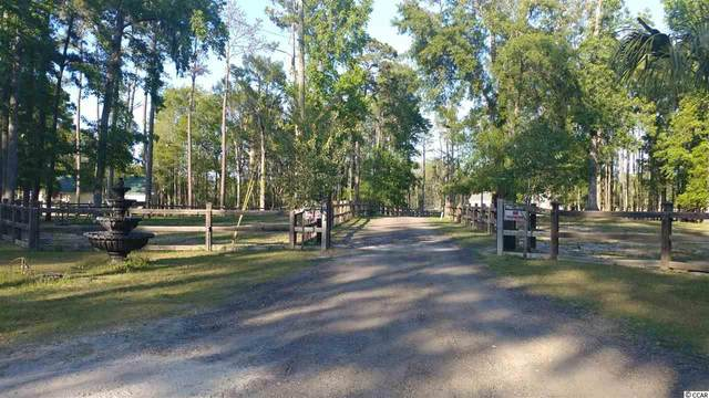 Tract 3 Bauer Plantation, Myrtle Beach, SC 29588 (MLS #2112859) :: Homeland Realty Group