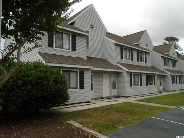 500 Fairway Village Dr. 7-G, Myrtle Beach, SC 29588 (MLS #2112862) :: The Lachicotte Company