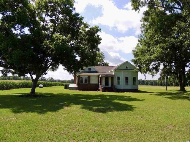 1004 Bartells Rd., Hemingway, SC 29554 (MLS #2112878) :: Grand Strand Homes & Land Realty