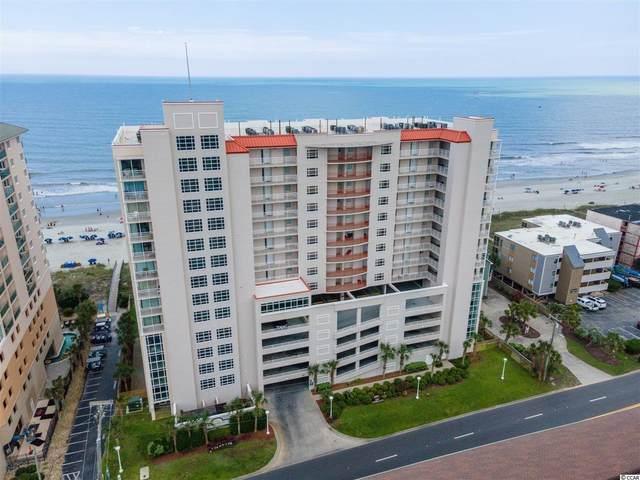 1401 S Ocean Blvd. #606, North Myrtle Beach, SC 29582 (MLS #2112887) :: Coldwell Banker Sea Coast Advantage