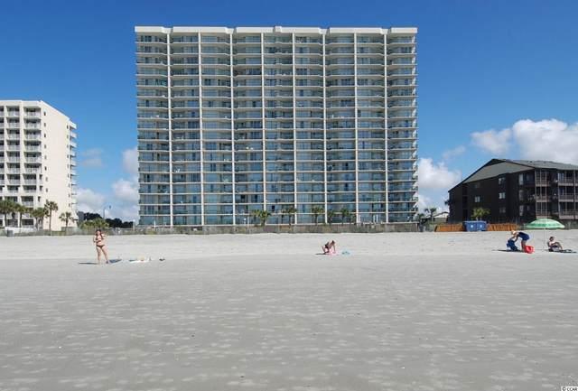 102 N Ocean Blvd. #1703, North Myrtle Beach, SC 29582 (MLS #2112895) :: Garden City Realty, Inc.