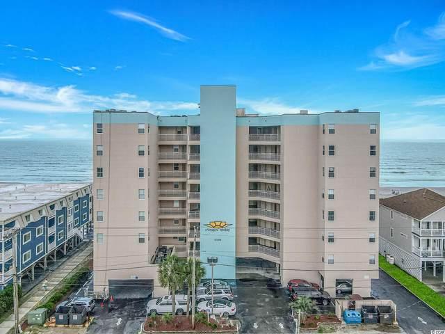 5508 N Ocean Blvd. #505, North Myrtle Beach, SC 29582 (MLS #2112897) :: Surfside Realty Company