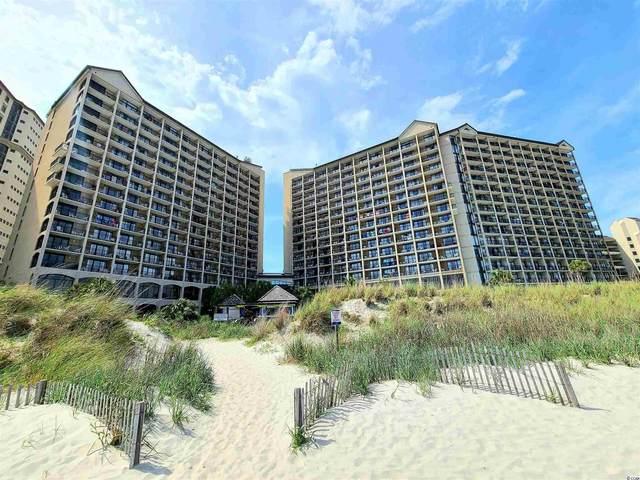 4800 Ocean Blvd. S #1119, North Myrtle Beach, SC 29582 (MLS #2112903) :: Garden City Realty, Inc.