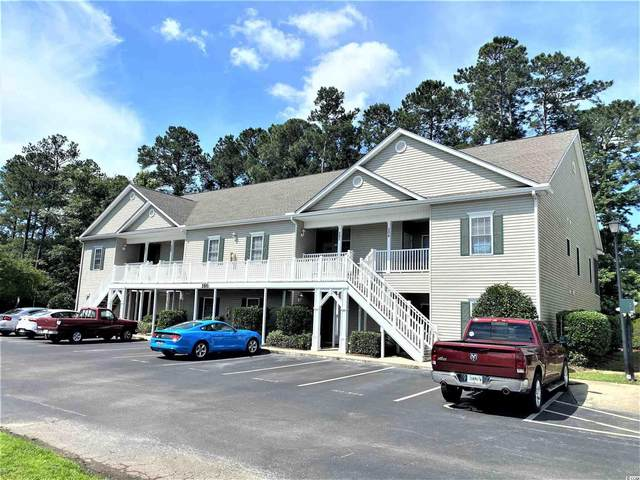 160 Lazy Willow Ln. #104, Myrtle Beach, SC 29588 (MLS #2112922) :: Homeland Realty Group