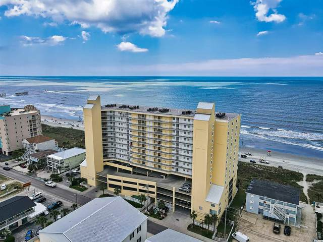5404 N Ocean Blvd. 4-A, North Myrtle Beach, SC 29582 (MLS #2112934) :: Jerry Pinkas Real Estate Experts, Inc