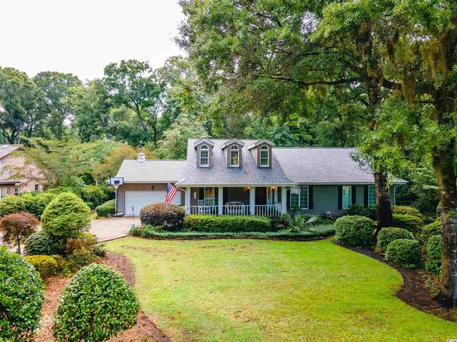 212 Old Augusta Dr., Pawleys Island, SC 29585 (MLS #2112943) :: Homeland Realty Group