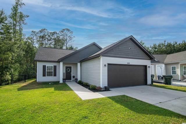 152 Hamilton Way, Conway, SC 29526 (MLS #2112946) :: Homeland Realty Group